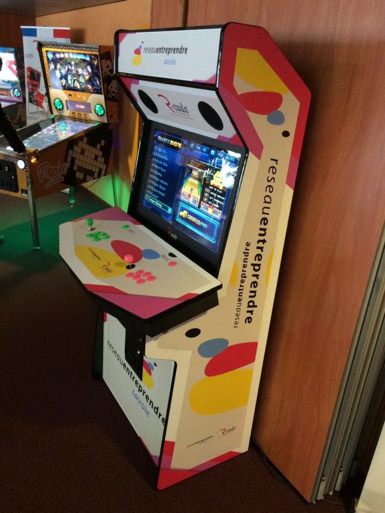 Arcade Réseau Entreprendre Savoie