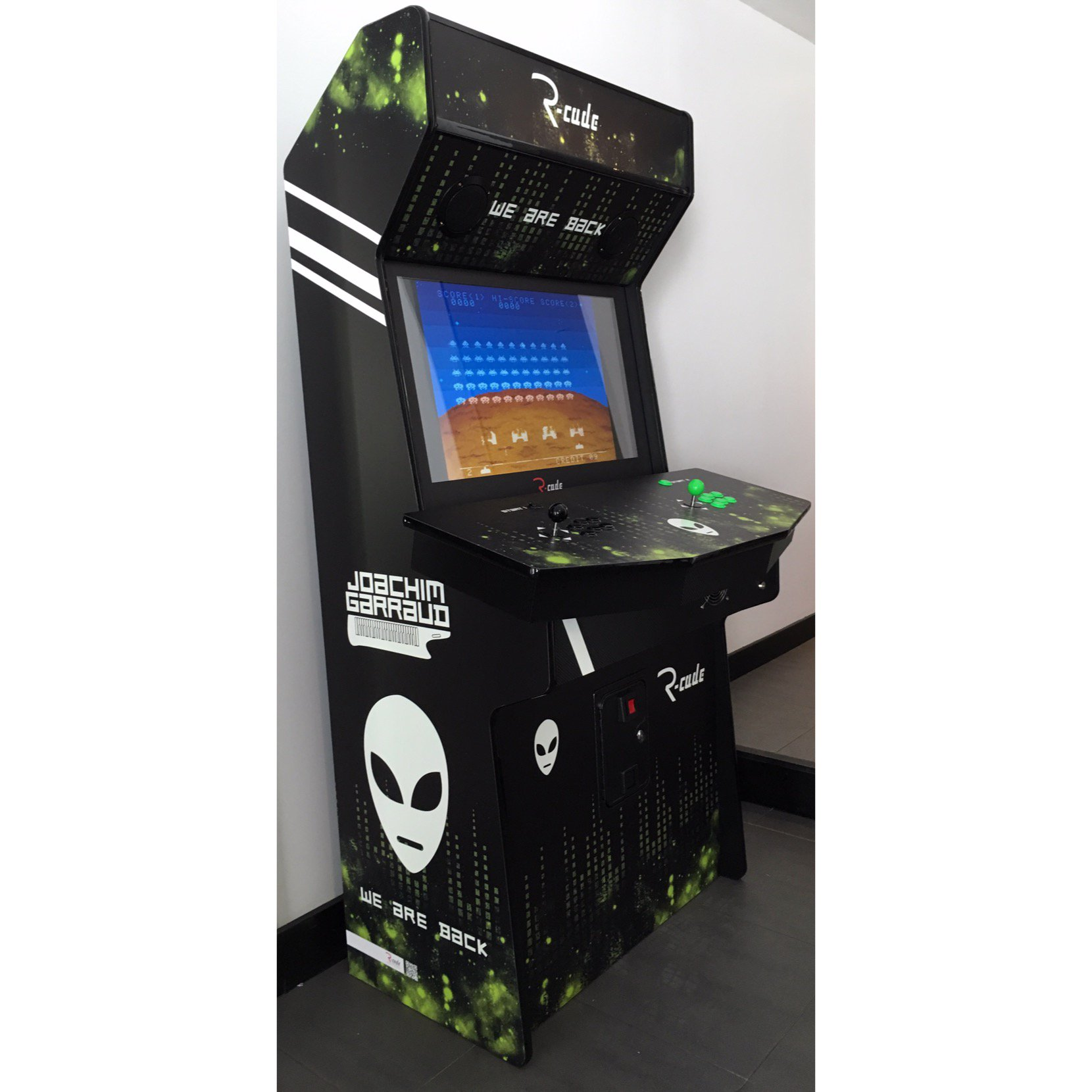 Borne d'arcade Garraud
