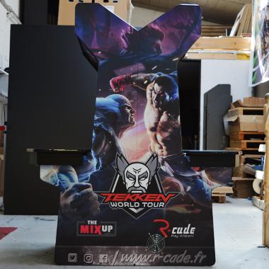 Borne d'arcade Tekken World Tour Tekken 7