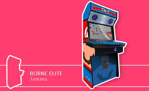 Borne Elite Jamma