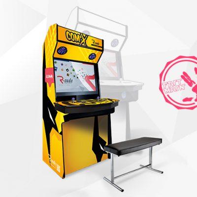 borne arcade console mini comx logan