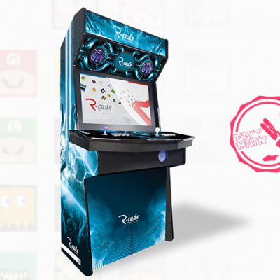 Borne Arcade Made in France