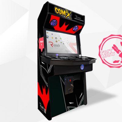 borne arcade jamma comx bruce