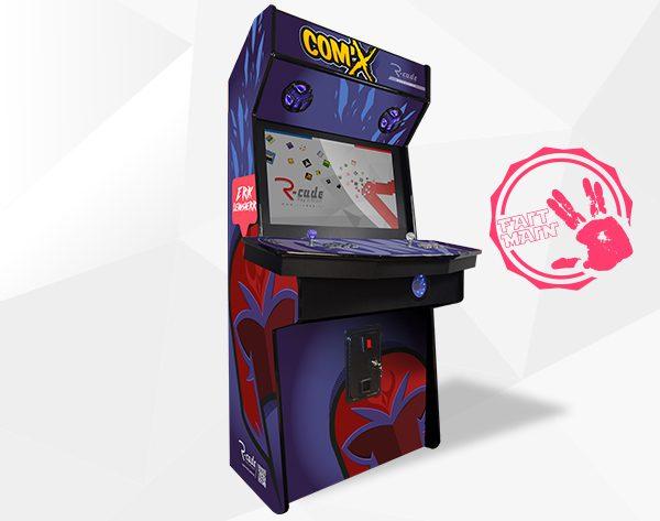borne arcade jamma comx erik