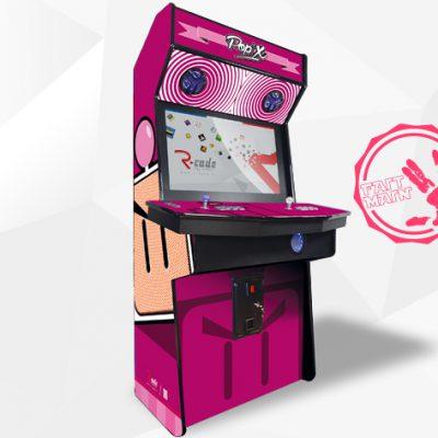 Borne arcade jamma standard bombermax