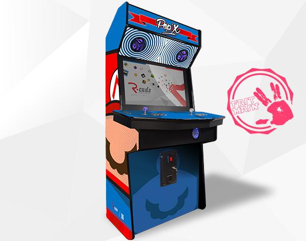 Borne arcade jamma standard mariox
