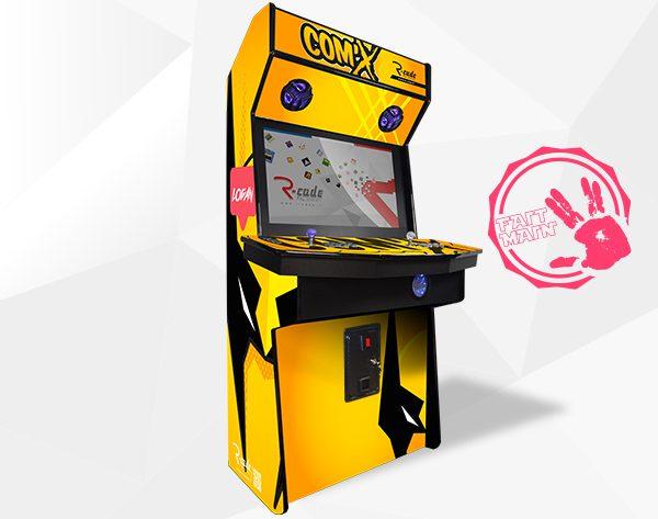 borne arcade jamma comx logan