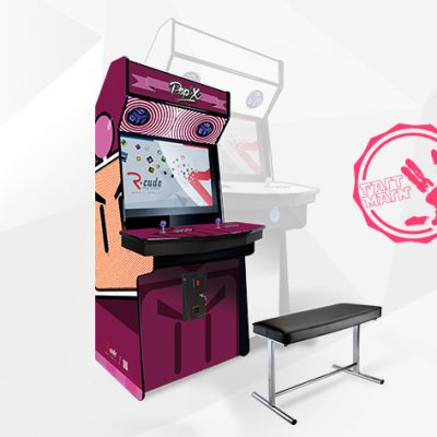 borne arcade jamma mini standard bombermax