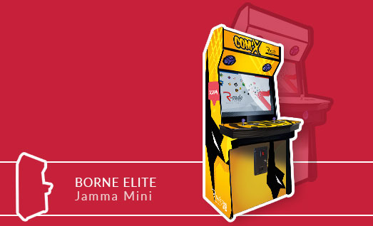 Borne Elite Jamma Mini