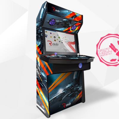 borne arcade console standard space