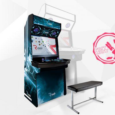 borne arcade console mini standard electron