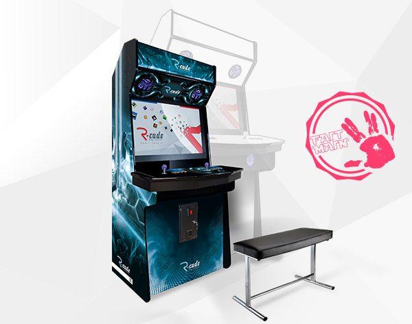 borne arcade jamma mini standard electron
