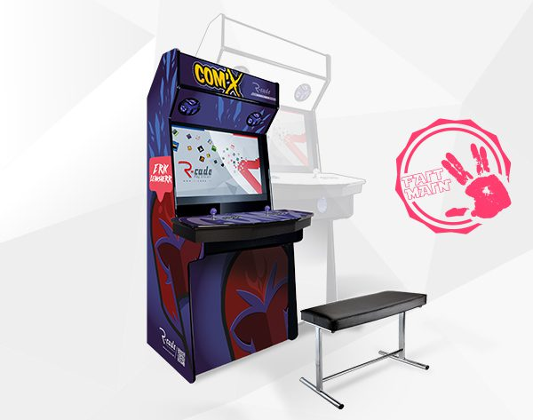 borne arcade console mini comx erik