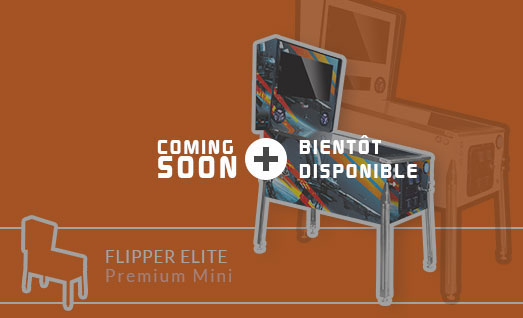 Flipper Elite Mini