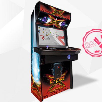 borne arcade jamma kumite 2017
