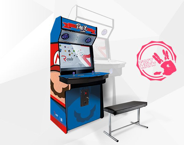 borne arcade jamma mini standard mariox
