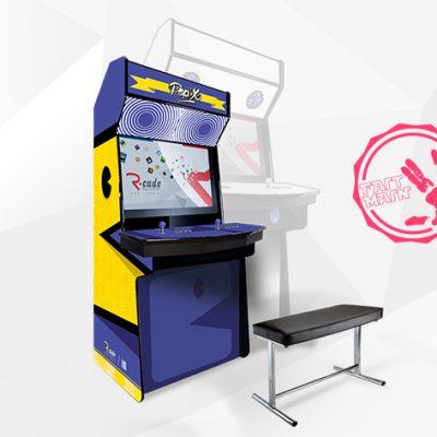 borne arcade console mini comx pacmax