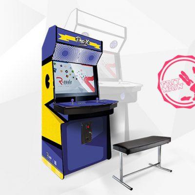 borne arcade jamma mini standard pacmax