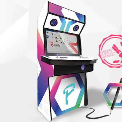 borne arcade console standard personnalisable