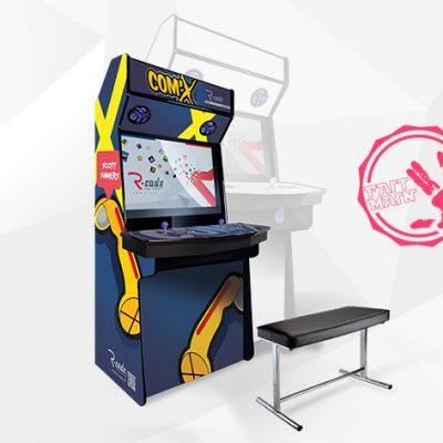 borne arcade console mini comx scott