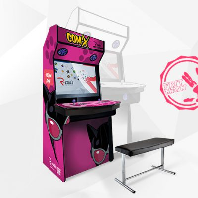 borne arcade console mini comx selina