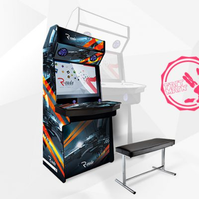borne arcade console mini standard space