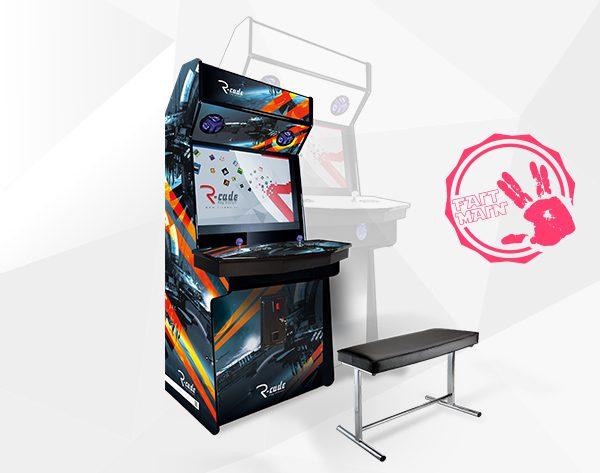 borne arcade jamma mini standard space