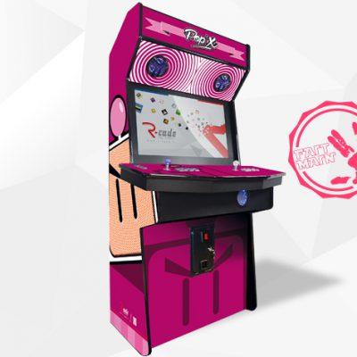 borne arcade console standard bombermax