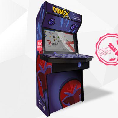borne arcade console comx scott