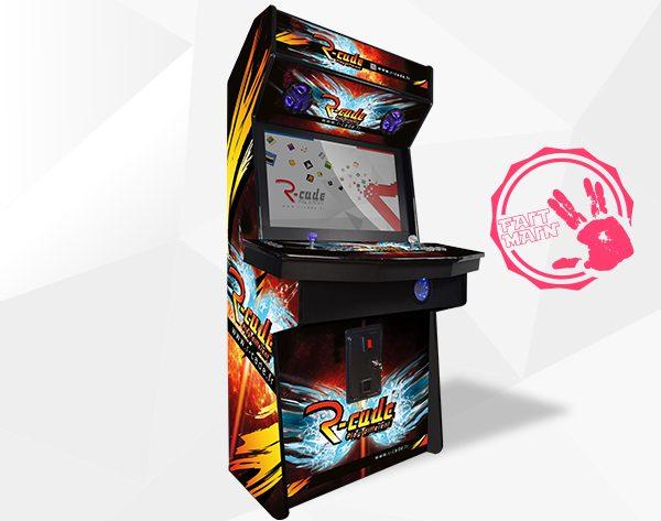 borne arcade jamma kumite 2016