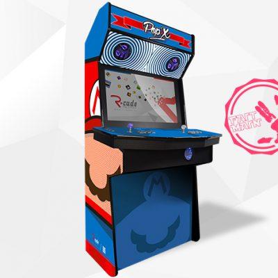 borne arcade console standard mariox