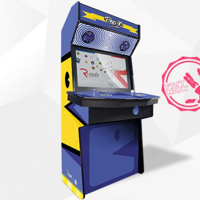 borne arcade console standard pacmax
