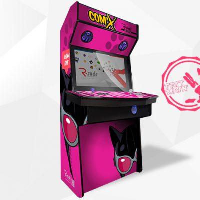 borne arcade console comx selina